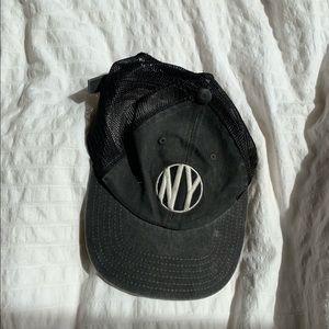NY baseball hat